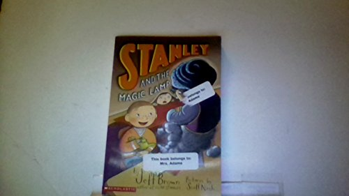 9780439523547: Stanley and the Magic Lamp