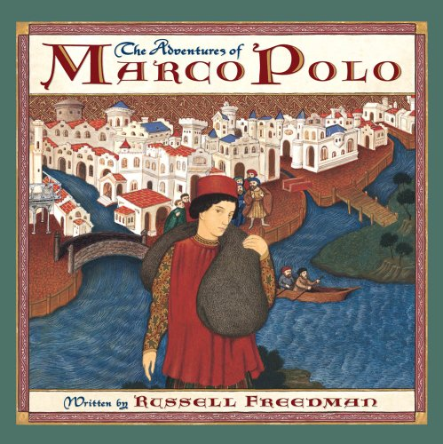 9780439523943: The Adventures of Marco Polo