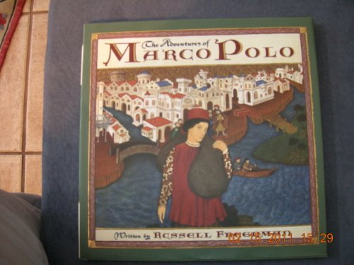 9780439523950: The Adventures of Marco Polo