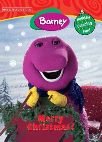 9780439524513: Merry Christmas! (Barney)