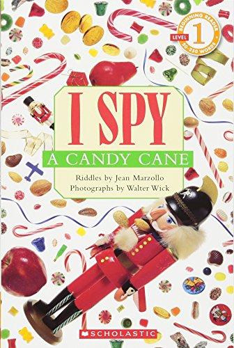 9780439524742: I Spy a Candy Cane: Scholastic Reader Level 1