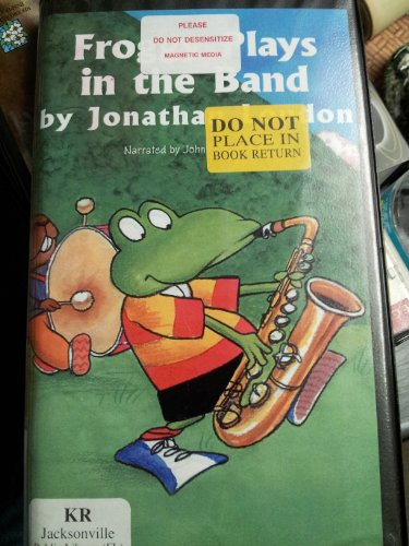 9780439527996: Froggy Plays in the Band