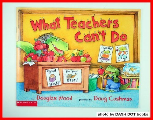 9780439528092: What Teachers Can't Do