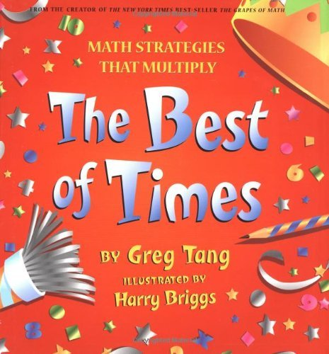 9780439529181: Math Strategies That Multiply: The Best of Times