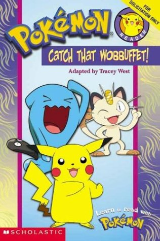 9780439530514: Pokemon Reader #5: Catch That Wobbuffet!
