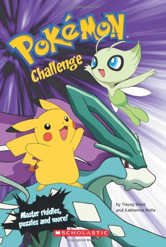 Pokemon Challenge (0439530520) by Tracey West; Katherine Nolls