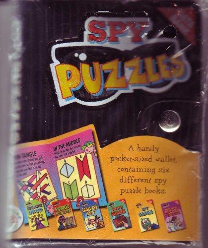 9780439530798: Spy Puzzles (Data Bank)