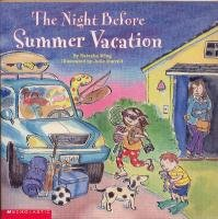 9780439532037: The Night Before Summer Vacation