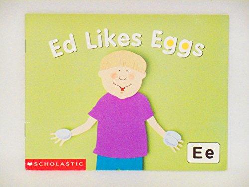 9780439532952: Ed Likes Eggs (Scholastic Readingline--Ee)