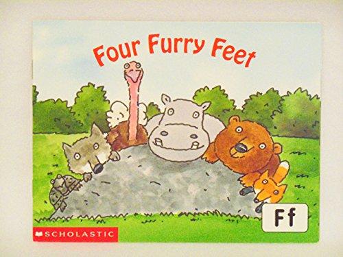 9780439532976: Four Furry Feet (Scholastic Reading Line, Ff)