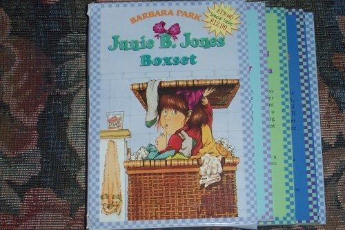 Junie B. Jones Boxset: Has a Monster Under Her Bed; Loves Handsome Warren; That Meanie Jim's ...