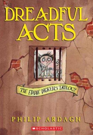 9780439537605: Eddie Dickens Trilogy