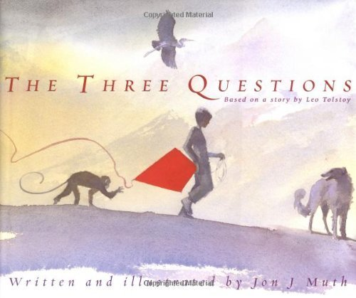 9780439537636: The Three Questions