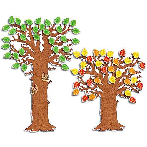 9780439537889: Classroom Tree! Bulletin Board