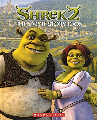 9780439538497: Shrek 2: The Movie Storybook