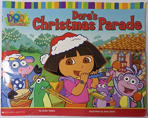 9780439539265: Dora's Christmas Parade (Dora The Explorer)