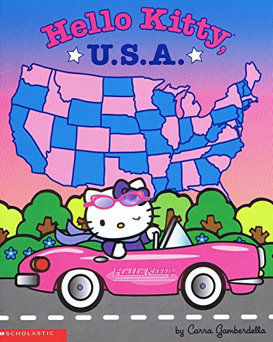 9780439539494: Hello Kitty, U.S.A