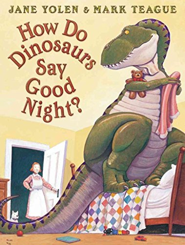 9780439539500: How Do Dinosaurs Say Good Night?