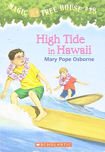 9780439540148: Magic Tree House, No. 28: High Tide in Hawaii