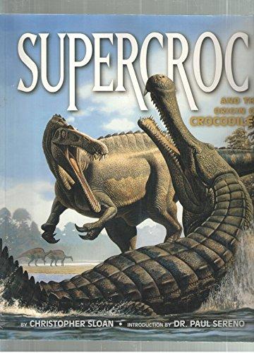 9780439540322: Supercroc