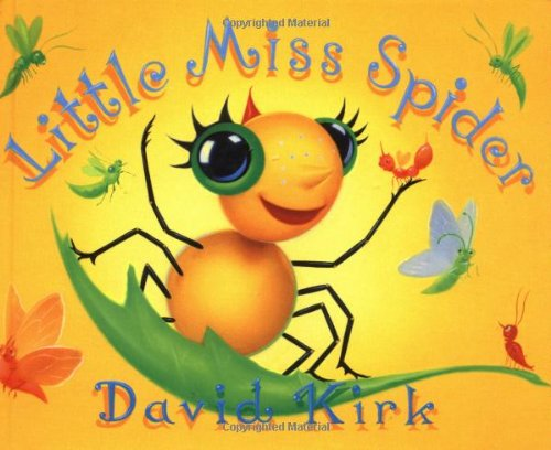 9780439543156: Little Miss Spider (Sunny Patch Library)