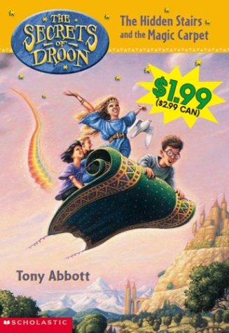 9780439544085: The Hidden Stairs and the Magic Carpet (The Secrets of Droon, Book 1)
