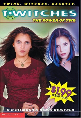 9780439544108: Power Of Two (T*witches)