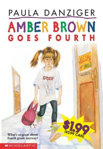 9780439544122: Amber Brown Goes Fourth