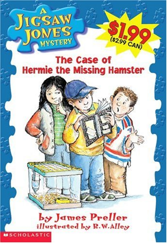9780439544146: The Case of Hermie the Missing Hamster (Jigsaw Jones Mysteries)