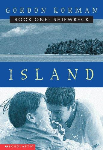 9780439544160: Shipwreck (Island, Book 1)