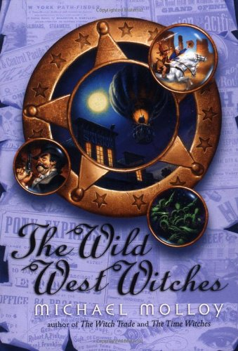 9780439545105: The Wild West Witches