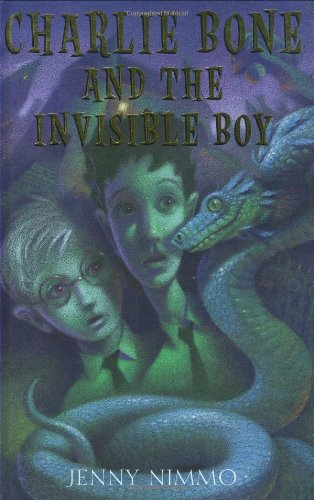9780439545266: Children of the Red King #3: Charlie Bone and the Invisible Boy