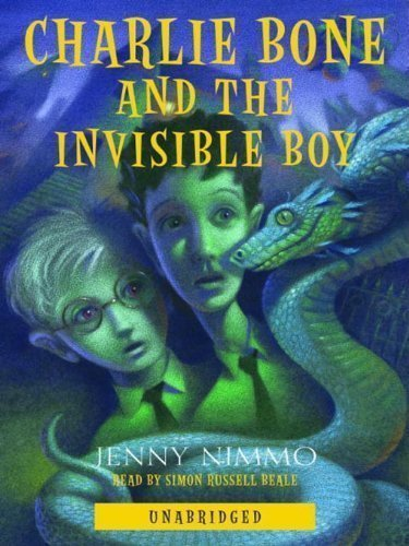 9780439545273: Charlie Bone and the Invisible Boy