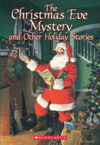 9780439545396: The Christmas Eve Mystery and Other Holiday Stories