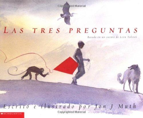 9780439545648: Las Tres Preguntas/The three questions