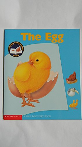9780439546218: The Egg (A First Discovery Book)
