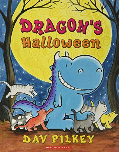 9780439548472: Dragon's Halloween