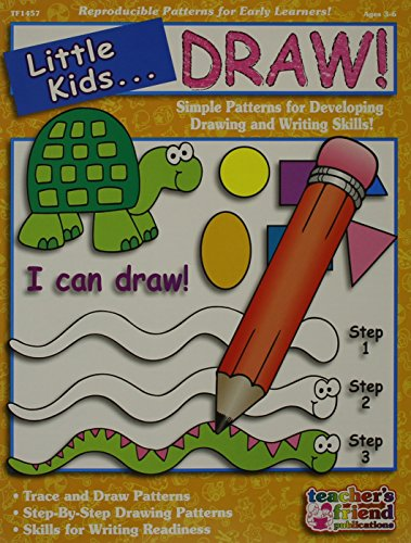 Little Kids . . . Draw! (9780439549554) by Scholastic