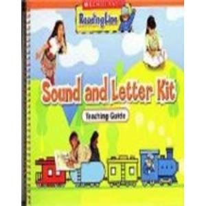 Sound and Letter Kit: Teaching Guide (Scholastic ReadingLine) (0439550165) by [???]