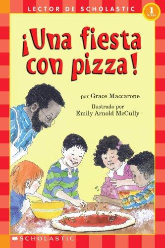 9780439550369: Una fiesta con pizza / Pizza Party (Hello Reader (Level 1))