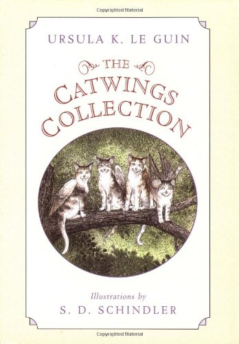 9780439551052: The Catwings Collection (4 Volume Set)