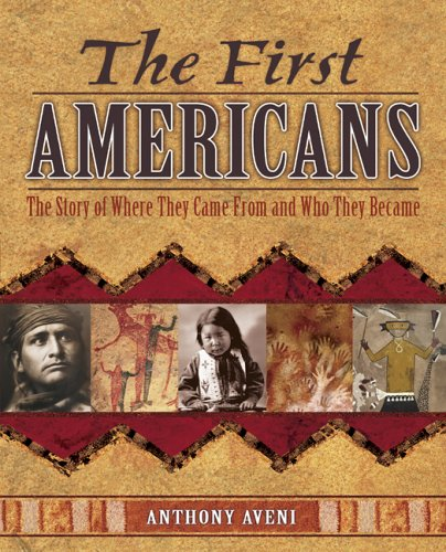 9780439551441: The First Americans: The Story of Where They Came From and Who They Became