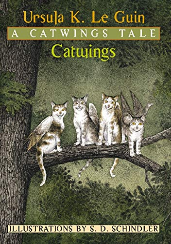 9780439551892: Catwings (A Catwing's Tale)