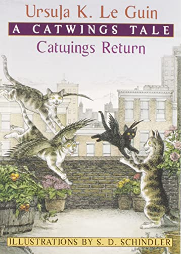 9780439551908: Catwings Return
