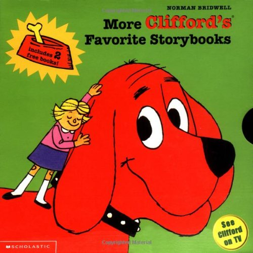 9780439552028: Clifford Boxset: More Clifford's Favorite Storybooks (Grouchy Neighbors, Good Deeds, Takes a Trip, to the Rescue, Tricks, We Love You)