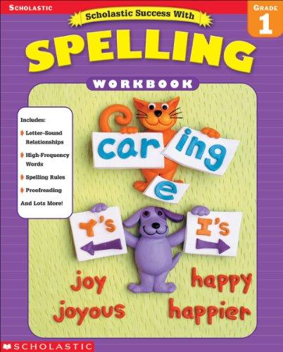 9780439553728: Grade 1 Scholastic Success with Spelling