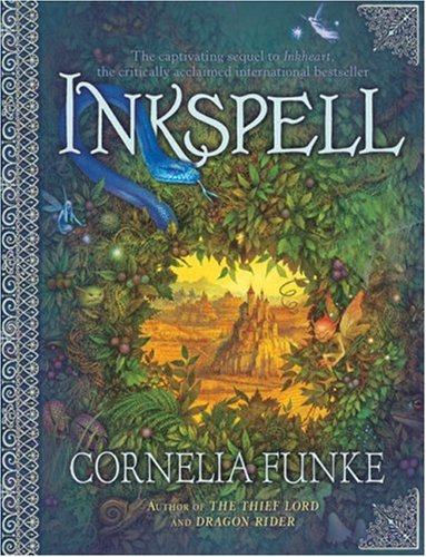 Inkspell (US Collectors Edition in Slipcase) Signed and Numbered LTD Edition