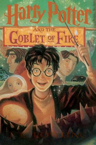9780439554909: Harry Potter and the Goblet of Fire (rlb)