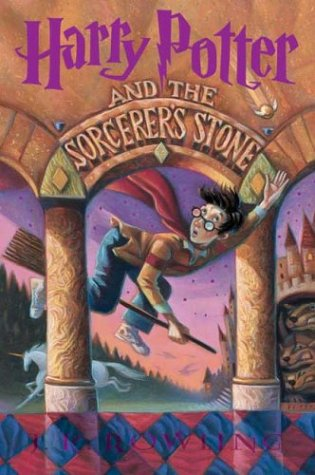 9780439554930: Harry Potter and the Sorcerer's Stone - Library Edition