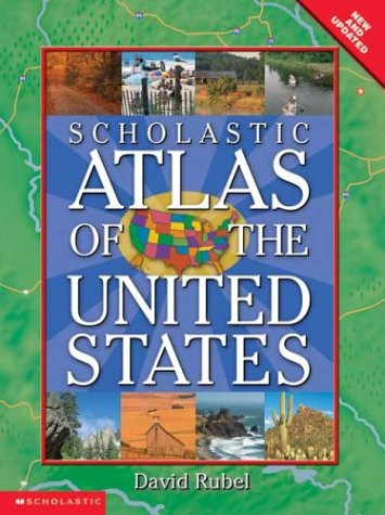9780439554947: Scholastic Atlas Of The United States
